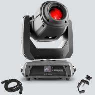 Chauvet DJ Intimidator Spot 375Z IRC Moving Head Light with Heavy Duty C-Clamp and DMX Cable