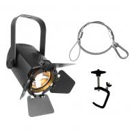 Chauvet EVETF20 Compact LED Accent Light with C-Clamp Mount & Safety Cable