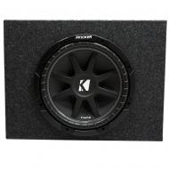 "Kicker Comp 12"" Loaded Truck Subwoofer Box Enclosure (10C12-4)"