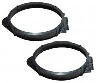 """Chevy GMC Multi Model Factory to Aftermarket 6x9"""" Speakers Adapter Kit"""