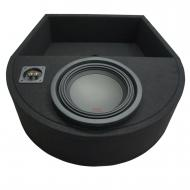 Universal Replacement Spare Tire Well Alpine Type R R-W10D4 Single 10 Sub Box - Final 2 Ohm