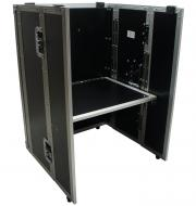 """Harmony Cases HCDJSTAND26 Fold Out 26"""" Height Stand for Slant Mixer Case New"""