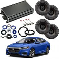 Compatible with Honda Accord 2018-2019 Factory Speaker Upgrade Package Harmony R65 & CXA360.4