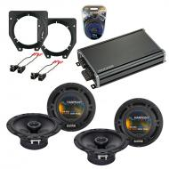 Compatible with Chevy Van (Full Size) Express 96-02 Speaker Replacement Harmony(2)R65 & CXA36...
