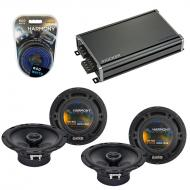 Compatible with Volkswagen Euro Van 2002-2003 Factory Speaker Replacement Harmony R65 & CXA36...