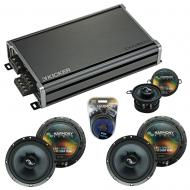 Compatible with Saab 9-7x 2005-2009 Factory Speakers Replacement Harmony C65 C35 & CXA360.4
