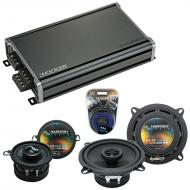 Compatible with Chevy Corvette 2005-2013 Factory Speaker Replacement Harmony R35 R5 & CXA360....