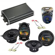 Compatible with Oldsmobile Silhouette APV 1990-1996 OEM Speaker Replacement Harmony & CXA360....