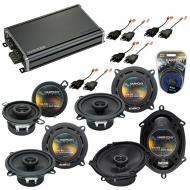 Compatible with Chrysler LeBaron 1984-1995 OEM Speaker Replacement Harmony Speakers & CXA360....