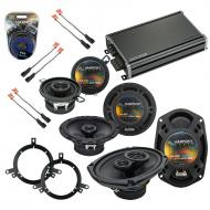 Harmony Audio Compatible with 1995-1999 Plymouth Neon HA-R65 HA-R35 HA-R69 New Factory Speaker Re...