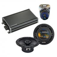 Compatible with Chrysler Prowler 1997-2002 Factory Speaker Replacement Harmony R65 & CXA360.4...