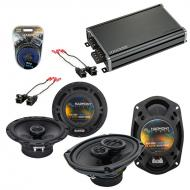 Compatible with Chevy Monte Carlo 00-07 OEM Speaker Replacement Harmony R65 R69 & CXA360.4 Amp
