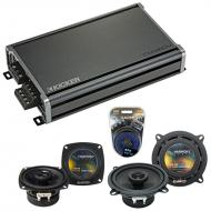 Compatible with Toyota Tercel 1995-1998 Factory Speaker Replacement Harmony R4 R65 & CXA360.4...