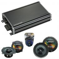 Compatible with BMW 3 Series 2002-2005 Factory Speakers Replacement Harmony C5 C65 & CXA360.4