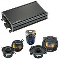 Compatible with Volvo S40 2000-2004 Factory Speaker Replacement Harmony R5 R35 & CXA360.4 Amp