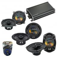 Compatible with Volvo S90/V90 97-99 OEM Speaker Replacement Harmony R65 R5 R69 & CXA360.4 Amp