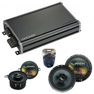 Compatible with Saturn Sky 2006-2009 Factory Speakers Replacement Harmony C65 C35 & CXA360.4 Amp