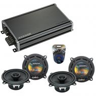 Compatible with BMW Z3 1997-2002 Factory Speakers Replacement Harmony (2) C5 & CXA360.4