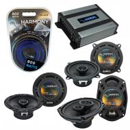 Compatible with Acura RL 1996-1998 Factory Speaker Replacement Harmony Replacement & Harmony ...
