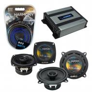 Compatible with Audi 100/200 Series 1989-1995 OEM Speaker Replacement Harmony R4 R5 & Harmony...