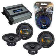 Compatible with BMW 3 Series 2006-2013 Factory Speaker Replacement Harmony (2)R65 & Harmony H...