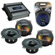 Compatible with BMW 5 Series 1997-2008 Factory Speakers Replacement Harmony (2) C5 & Harmony ...
