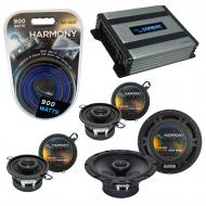Compatible with BMW Z4 2003-2008 Factory Speaker Replacement Harmony R65 R35 & Harmony HA-A40...