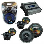 Compatible with BMW Z4 2003-2008 Factory Speakers Replacement Harmony C65 C35 & Harmony HA-A4...