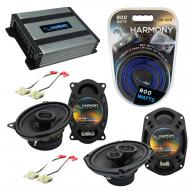 Compatible with Buick Century 1982-1996 OEM Speaker Replacement Harmony R46 R69 & Harmony HA-...