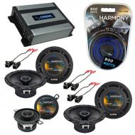 Compatible with Buick Rainier 2004-2007 Factory Speaker Replacement Harmony R65 R35 & Harmony...