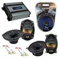 Compatible with Buick Riviera 1986-1995 OEM Speaker Replacement Harmony R46 R69 & Harmony HA-...