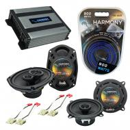 Compatible with Buick Roadmaster 1991-1994 OEM Speaker Replacement Harmony R5 R69 & Harmony H...