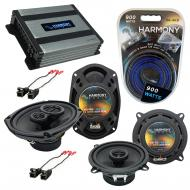 Compatible with Cadillac Seville 1992-1995 OEM Speaker Replacement Harmony R5 R69 & Harmony H...