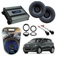 Compatible with Chevrolet Spark 2016-2018 Factory Speaker Replacement Package Harmony R65 Harmony...