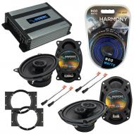 Compatible with Chevy Cavalier 1995-2005 OEM Speaker Replacement Harmony R46 R69 & Harmony HA...