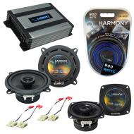 Compatible with Chevy Nova 1985-1988 Factory Speaker Replacement Harmony R4 R5 & Harmony HA-A...