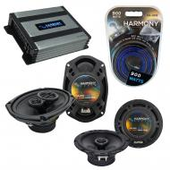 Compatible with Chrysler 300 2008-2010 Factory Speaker Replacement Harmony R65 R69 & Harmony ...
