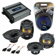 Compatible with Chrysler Fifth Avenue 84-93 OEM Speaker Replacement Harmony R5 R69 & Harmony ...
