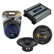Compatible with Chrysler Prowler 1997-2002 Factory Speaker Replacement Harmony R65 & Harmony ...