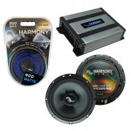 Compatible with Chrysler Prowler 1997-2002 Factory Speakers Replacement Harmony C65 & Harmony...