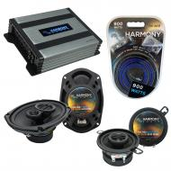 Compatible with Dodge Aspen 1976-1980 Factory Speaker Replacement Harmony R35 R69 & Harmony H...