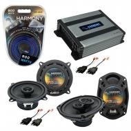 Compatible with Dodge Caravan 1984-2000 Factory Speaker Replacement Harmony R5 R69 & Harmony ...