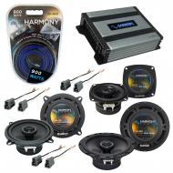 Compatible with Dodge Colt 1987-1992 OEM Speaker Replacement Harmony R5 R4 R65 & Harmony HA-A...
