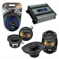 Compatible with Dodge Diplomat 1980-1983 OEM Speaker Replacement Harmony R35 R69 & Harmony HA...