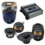 Compatible with Dodge Mirada 1983-1983 Factory Speaker Replacement Harmony R35 R69 & Harmony ...