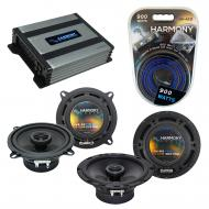 Compatible with Dodge Omni 1978-1990 Factory Speaker Replacement Harmony R5 R65 & Harmony HA-...