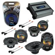 Compatible with Eagle Vision 93-97 OEM Speaker Replacement Harmony R5 R35 R69 & Harmony HA-A4...