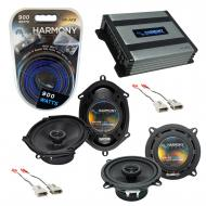 Compatible with Ford Taurus 1990-1995 Factory Speaker Replacement Harmony R5 R68 & Harmony HA...