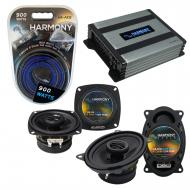 Compatible with GEO Prizm 1989-1992 Factory Speaker Replacement Harmony R4 R68 & Harmony HA-A...