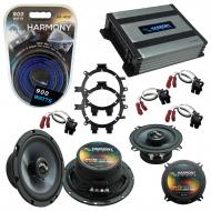 Compatible with GMC Yukon XL 2001-2002 Factory Speakers Replacement Harmony C5 C65 & Harmony ...